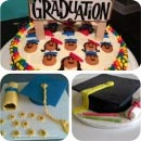 Graduation Birthday Cakes