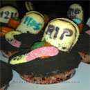 Halloween Cupcakes Birthday Cakes