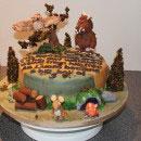 Gruffalo Birthday Cakes