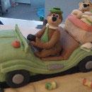 Yogi Bear Birthday Cakes