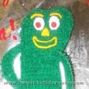 Gumby Birthday Cakes
