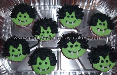 Halloween Cupcakes Photo