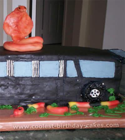 Limo Cake Photo