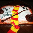 Harry Potter Birthday Cakes