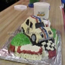 Herbie Birthday Cakes