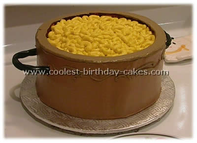 Coolest Homemade Macaroni and Cheese Cakes