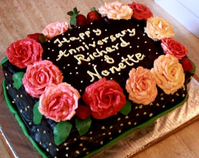 Pics Photos - Birthday Cakes Rose Flower