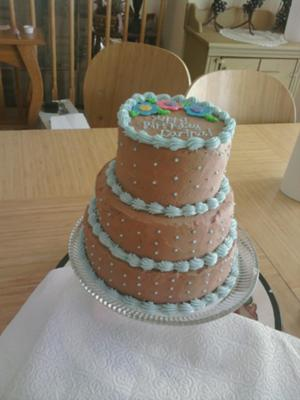 Carina's Birthday Cake