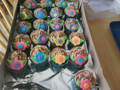 Carina's cupcakes