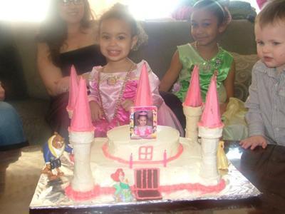 Ella's Second Birthday