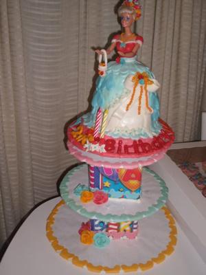 Coolest Homemade Horse Birthday Cake