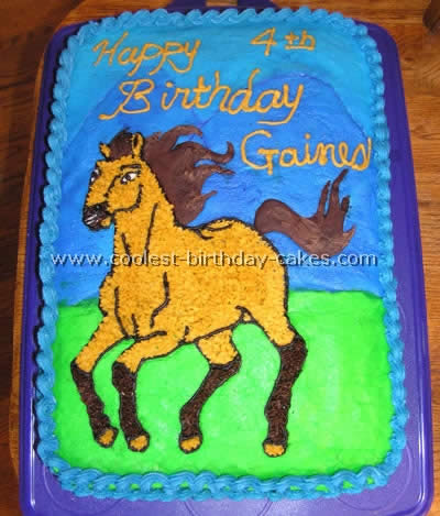 Horse Cakes