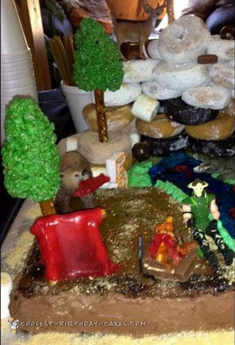 Coolest Hunters Cake
