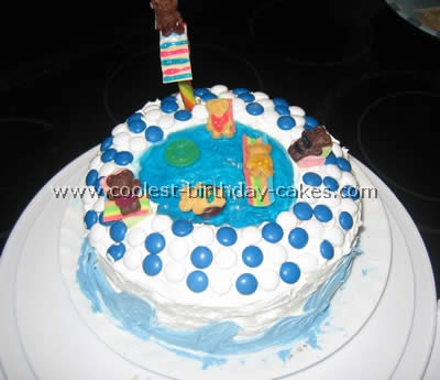 Coolest Pool And Jello Cake Recipe Ideas