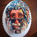 Jerry Garcia Birthday Cakes