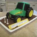 Farming Tractors Birthday Cakes