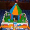 JoJos Circus Birthday Cakes