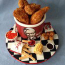 KFC Bucket Birthday Cakes