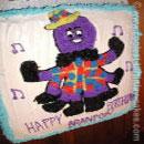 Henry Octopus Birthday Cakes
