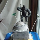 King-Kong Birthday Cakes
