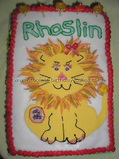 Birthday Cake Character Kits Image Inspiration of Cake and