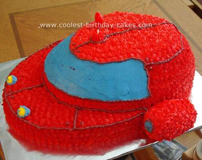 Little Einsteins Rocket Cake