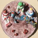 Lunar Jim Birthday Cakes