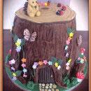 Tree/Plant Birthday Cakes