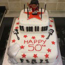 Michael Jackson Birthday Cakes