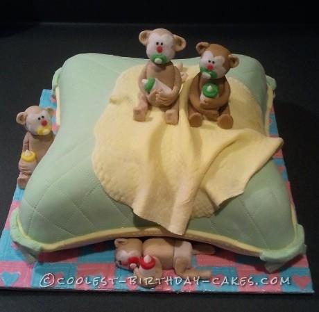 15 Cool Monkey Birthday Cakes