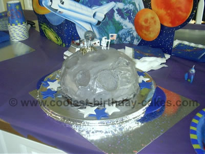 Coolest Moon Cake Ideas And Photos