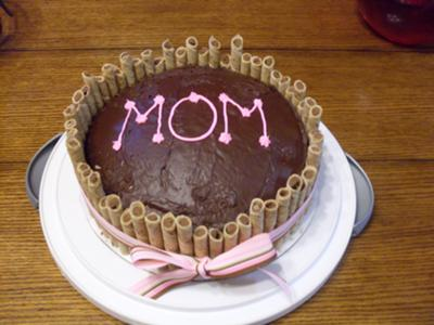 mothers day cakes. Mothers Day Cake. by Carol