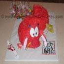 Mulan Birthday Cakes