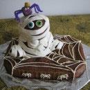 Halloween Scene Halloween Cake Ideas