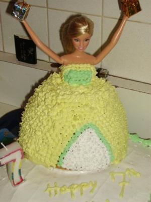 Birthday Barbie
