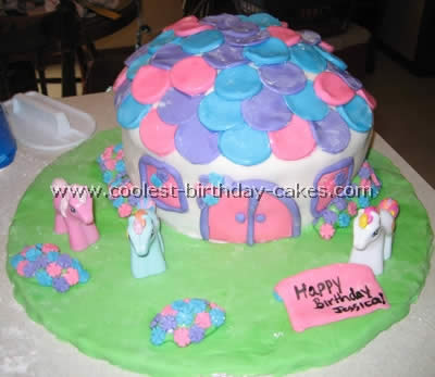 Coolest My Little Pony Birthday Cake Ideas 3