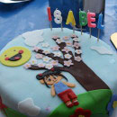 Ni Hao, Kai Lan Birthday Cakes