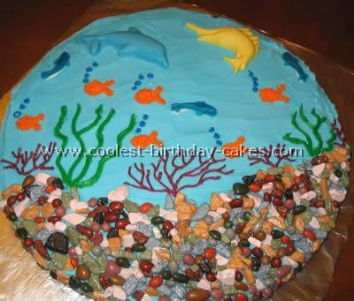 Plastic Hawaiian Cake Decorating Toppers
