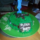 Dirt Cake Birthday Cakes
