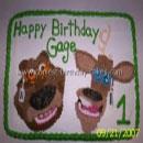 Open Season film Birthday Cakes