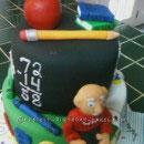 Teacher Appreciation Day Birthday Cakes