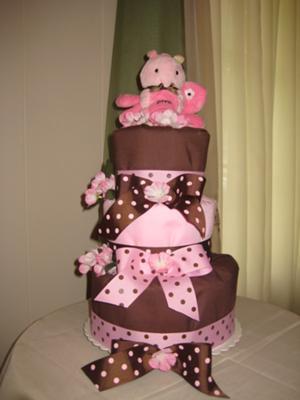 Tammy's Diaper Cake
