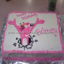 Pink Panther Birthday Cakes