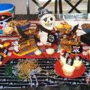 Pirate Cupcakes Birthday Cakes