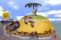 Coolest Pirate Cakes Photos And How To Tips