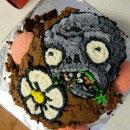 Plants vs Zombies Birthday Cakes