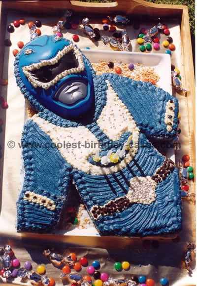 Marvelous Coolest Power Rangers Cakes Funny Birthday Cards Online Inifodamsfinfo