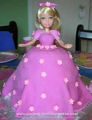 Homemade Abigail Cake