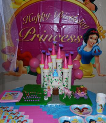 Abrielle 's 2nd birthday cake