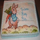 Peter Rabbit Birthday Cakes